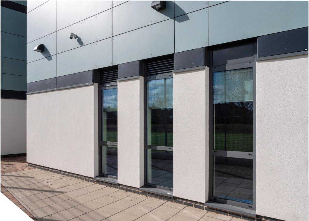 Regency Facades are experts in External Wall Insulations and Insulated Render.