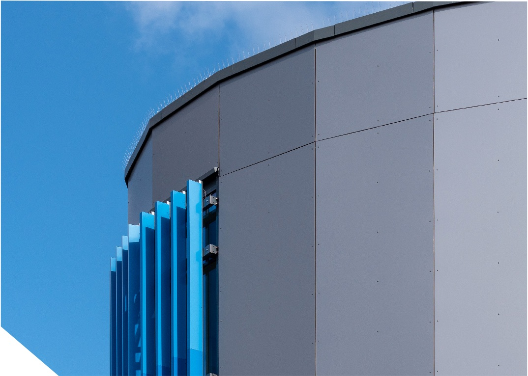 Regency Facades are a trusted supplier and installer of rainscreen cladding.