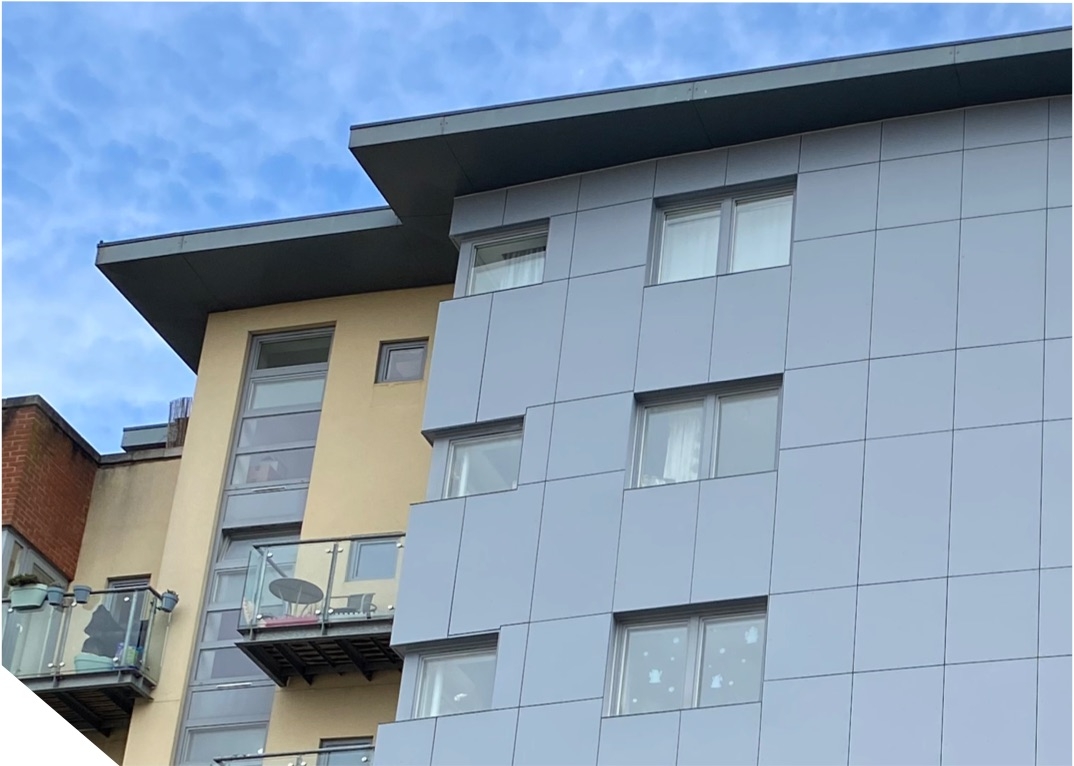 Regency Facades carry out extensive remedial work on facade systems across the south of the UK.